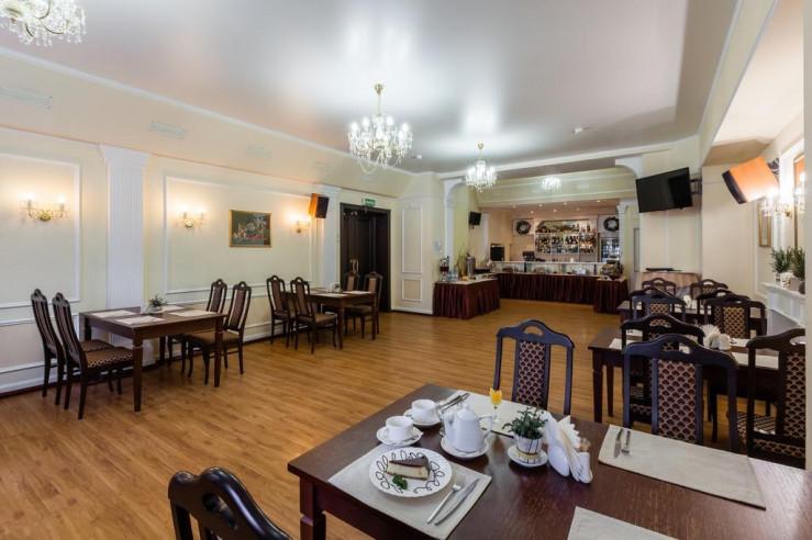 Pogostite.ru - Яротель Центр - Yarhotel Centre (своя Парковка) #7