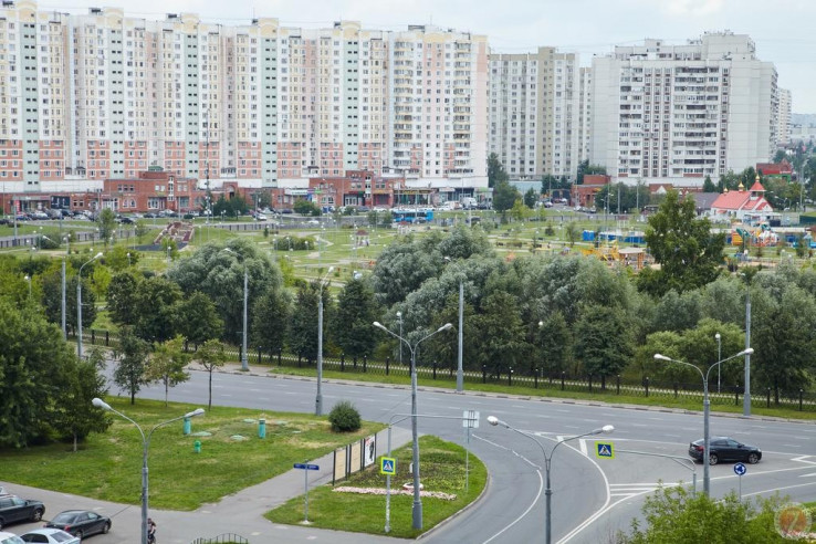 Pogostite.ru - Рус Братиславская | м. Братиславская | Парковка #5