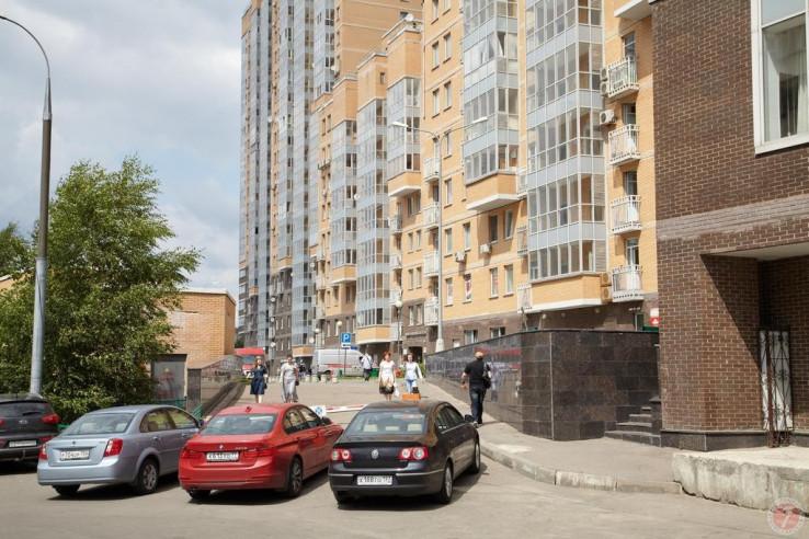 Pogostite.ru - Рус Братиславская | м. Братиславская | Парковка #1