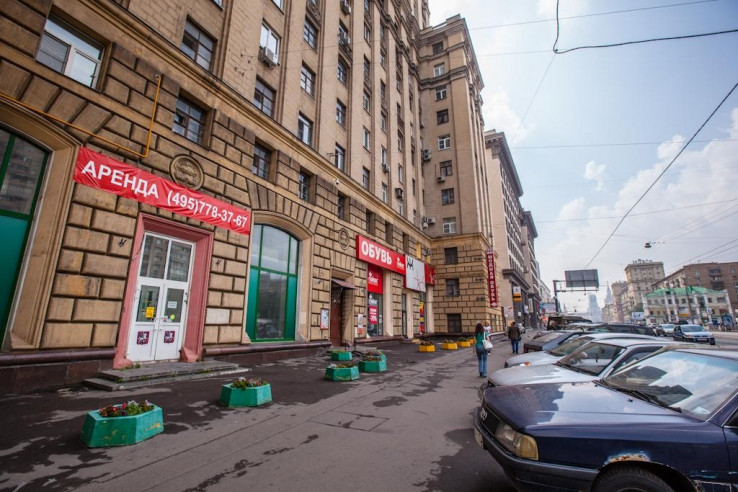 Pogostite.ru -  Брусника на Красносельской | м. Красносельская | Парковка #1
