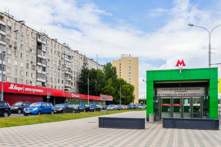 Pogostite.ru -  у Петровско-Разумовской | м. Петровско-Разумовская |  WI-FI #30