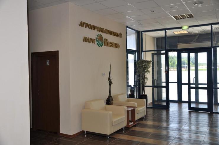 Pogostite.ru - Агропарк Казань Отель | Казань | Парковка #5