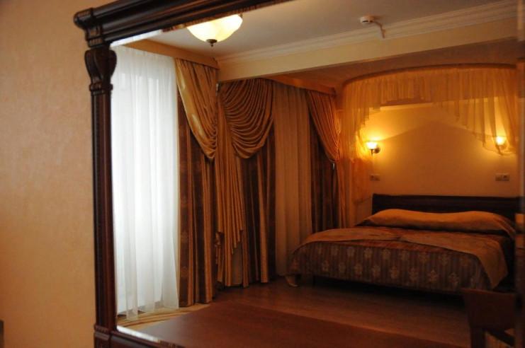 Pogostite.ru - ЧАЙКА отель | Тольятти | Парковка #11