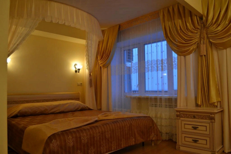 Pogostite.ru - ЧАЙКА отель | Тольятти | Парковка #19