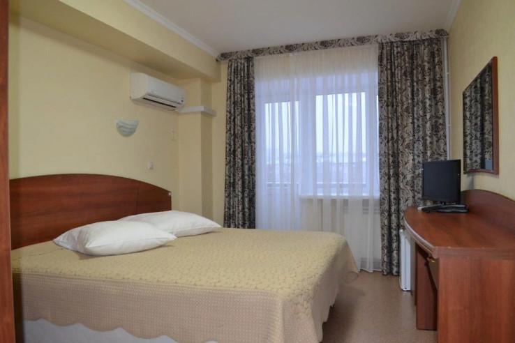 Pogostite.ru - ЧАЙКА отель | Тольятти | Парковка #30