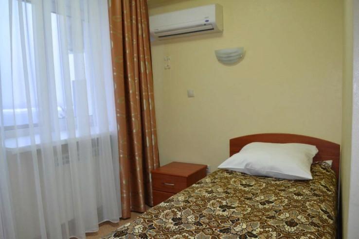Pogostite.ru - ЧАЙКА отель | Тольятти | Парковка #31