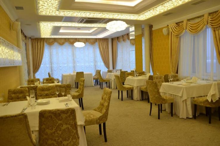 Pogostite.ru - ЧАЙКА отель | Тольятти | Парковка #9