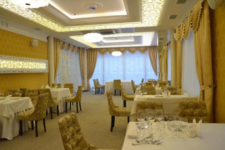 Pogostite.ru - ЧАЙКА отель | Тольятти | Парковка #10