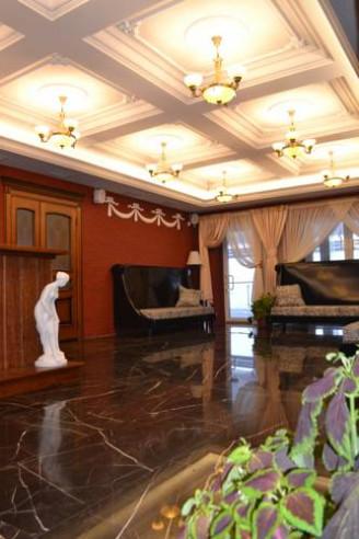 Pogostite.ru - ЧАЙКА отель | Тольятти | Парковка #8