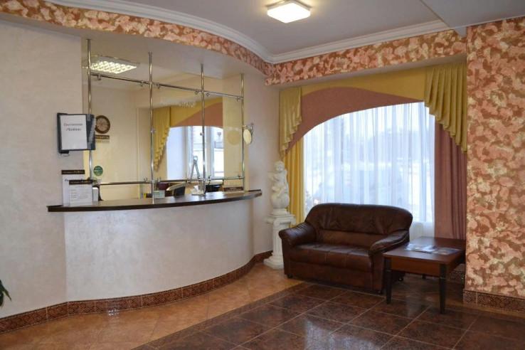 Pogostite.ru - ЧАЙКА отель | Тольятти | Парковка #1