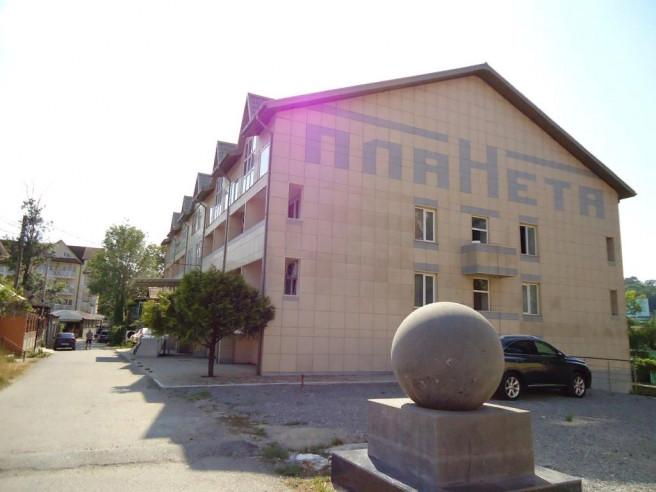 Pogostite.ru - Планета | Сочи | Парковка #1