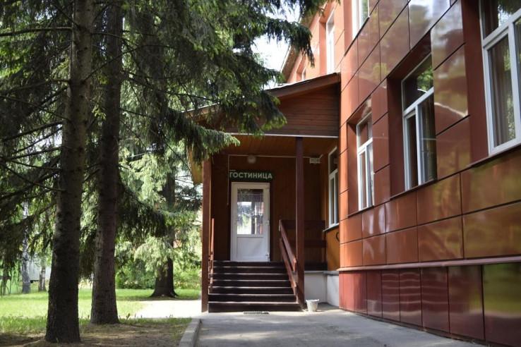 "Pogostite.ru - ФОК ""ОПАЛИХА"" | Красногорск | Парковка #4"