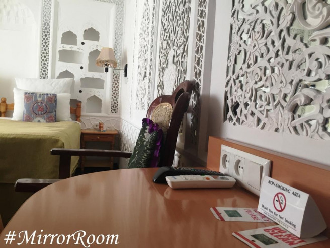 Pogostite.ru - Amelia Boutique Hotel | Бухара | Парковка #8