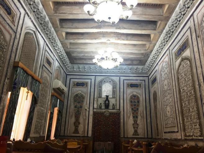Pogostite.ru - Amelia Boutique Hotel | Бухара | Парковка #5
