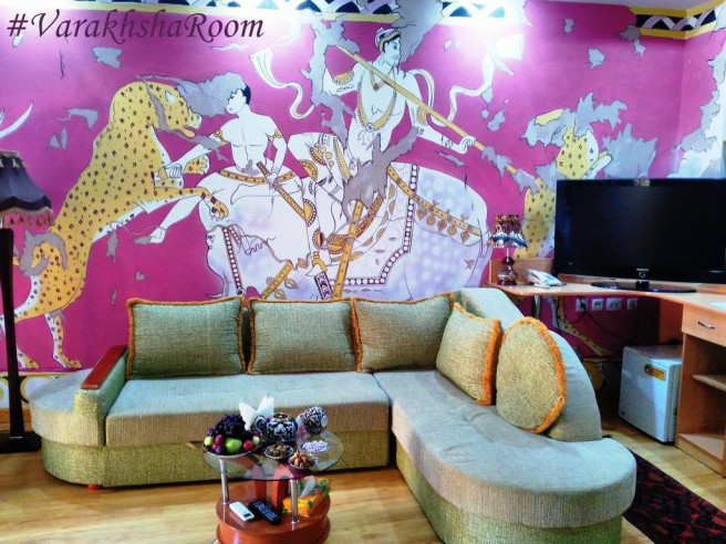 Pogostite.ru - Amelia Boutique Hotel | Бухара | Парковка #17