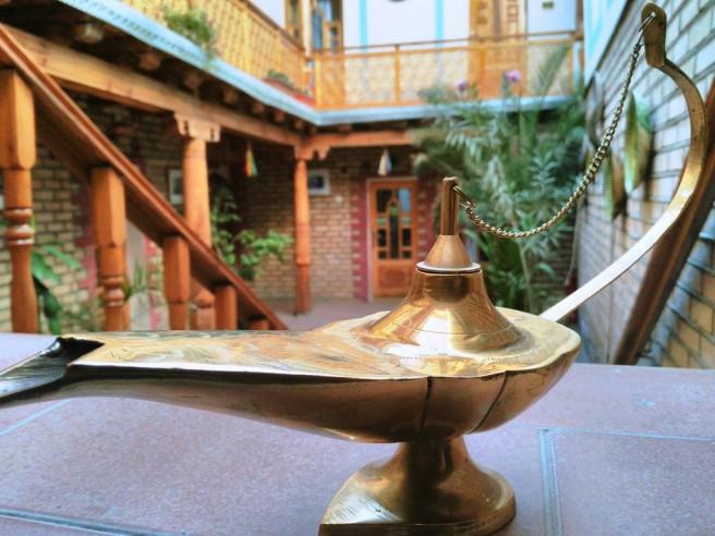 Pogostite.ru - Amelia Boutique Hotel | Бухара | Парковка #2