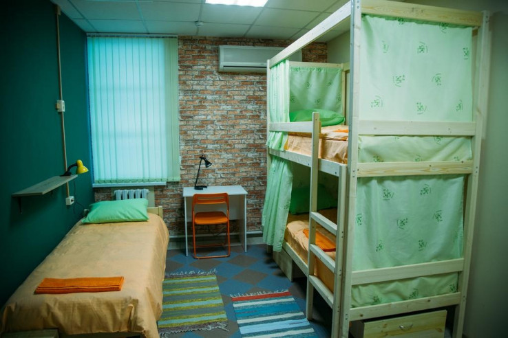 Pogostite.ru - Nice Hostel on Peterburgskaya   Казань   Парковка #21