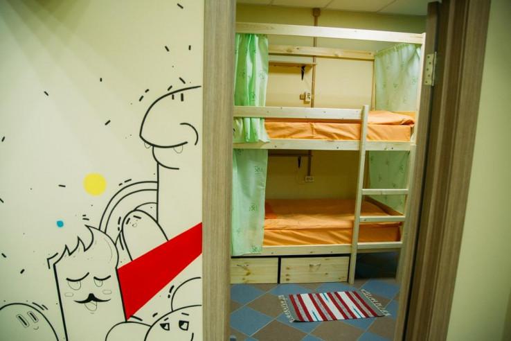 Pogostite.ru - Nice Hostel on Peterburgskaya   Казань   Парковка #24