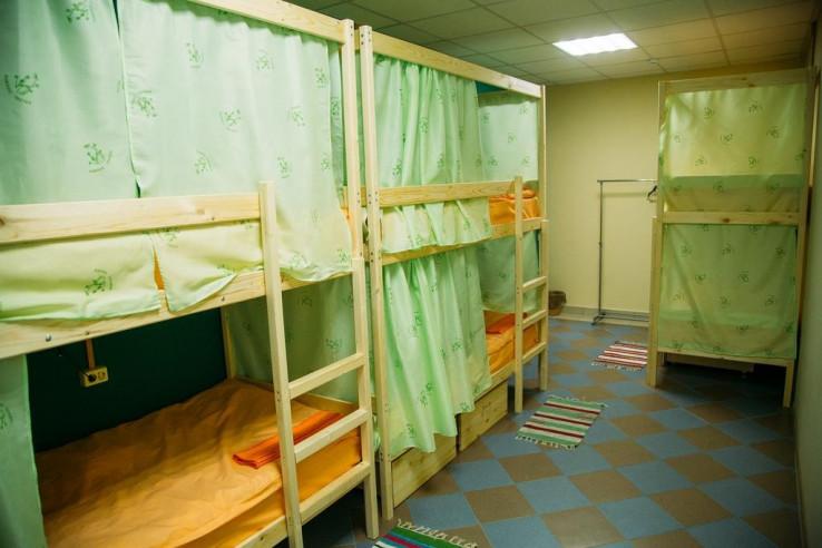 Pogostite.ru - Nice Hostel on Peterburgskaya   Казань   Парковка #25