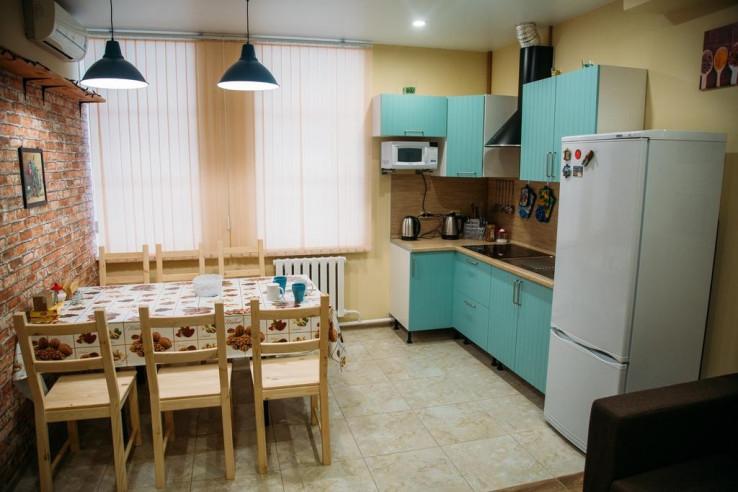 Pogostite.ru - Nice Hostel on Peterburgskaya   Казань   Парковка #11
