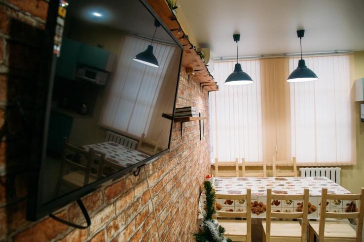 Pogostite.ru - Nice Hostel on Peterburgskaya   Казань   Парковка #12