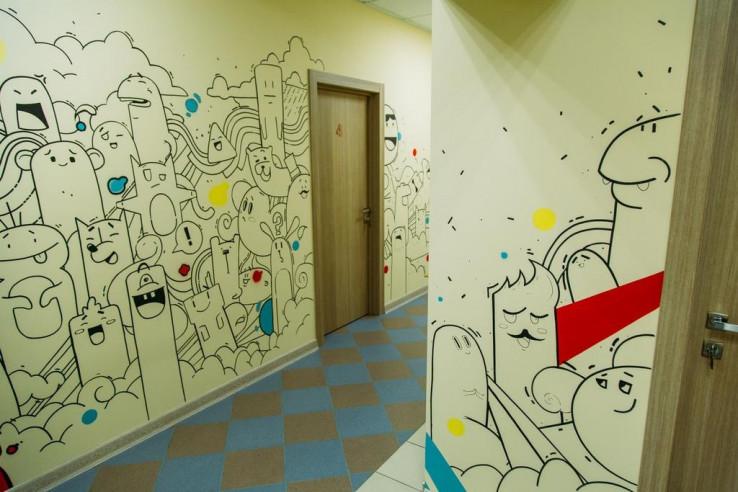 Pogostite.ru - Nice Hostel on Peterburgskaya   Казань   Парковка #9