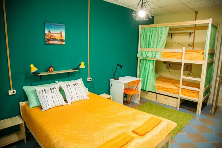 Pogostite.ru - Nice Hostel on Peterburgskaya   Казань   Парковка #14