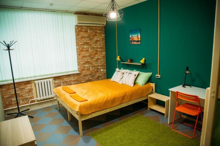 Pogostite.ru - Nice Hostel on Peterburgskaya   Казань   Парковка #15