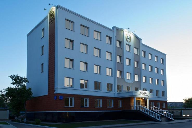 Pogostite.ru - Метелица | Новосибирск | Парковка #1