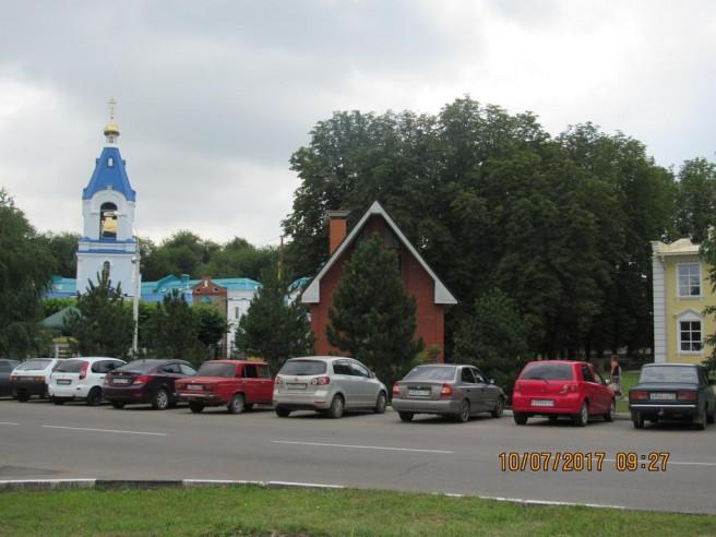 Pogostite.ru - Тихорецк | Тихорецк | Парковка #5