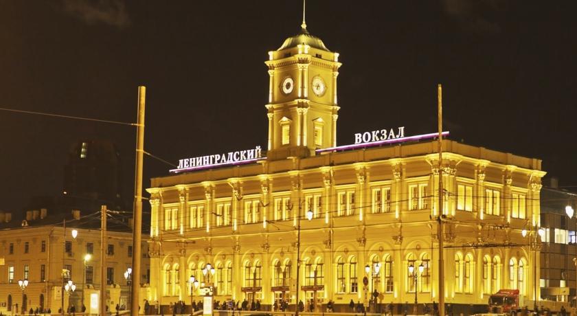 Pogostite.ru - Drop Inn - отель капсула на Комсомольском вокзале #1