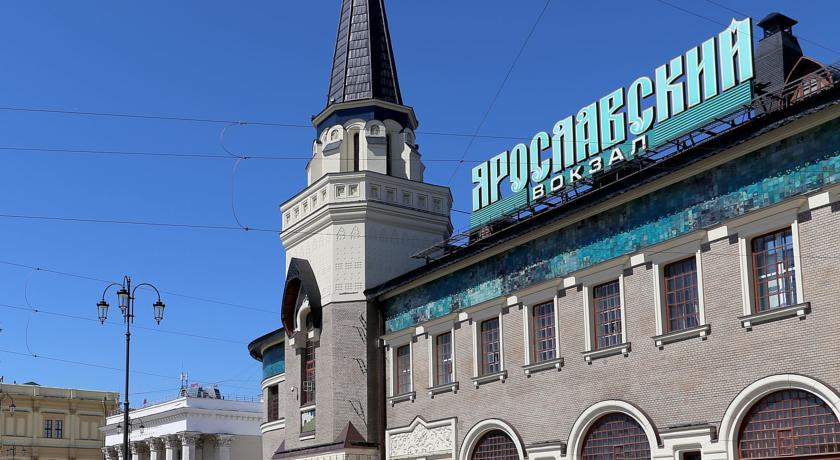 Pogostite.ru - Drop Inn - отель капсула на Комсомольском вокзале #2