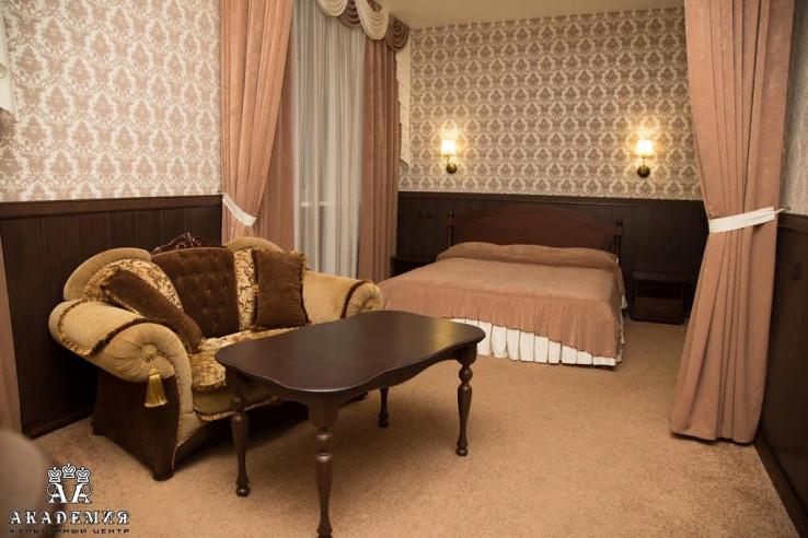 Pogostite.ru - Академия   Гостинично - ресторанный комплекс   Курган #21