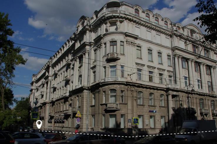 Pogostite.ru - Норд | м. Петроградская | Парковка #3