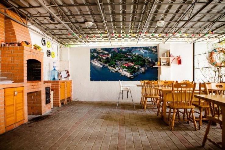 Pogostite.ru - Гостевой дом Башня | Севастополь | Парковка #19