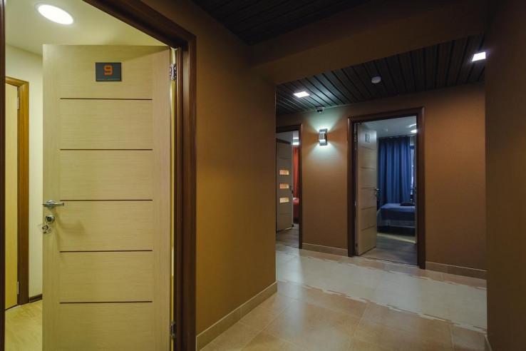 Pogostite.ru - Rooms & Breakfast | Мурманск | Парковка #5