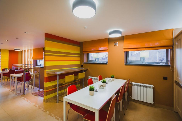 Pogostite.ru - Rooms & Breakfast | Мурманск | Парковка #23