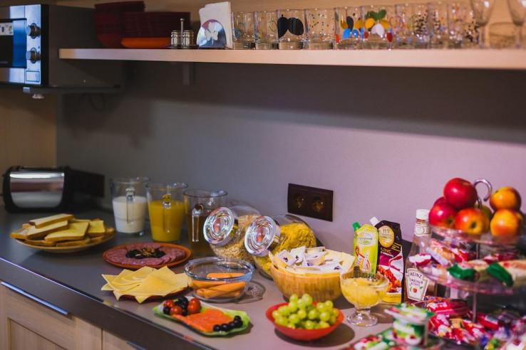 Pogostite.ru - Rooms & Breakfast | Мурманск | Парковка #17