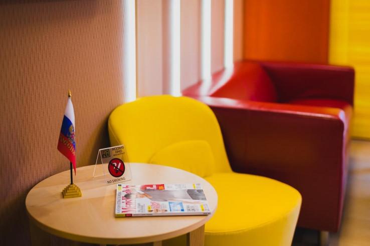 Pogostite.ru - Rooms & Breakfast | Мурманск | Парковка #10