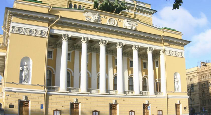 Pogostite.ru - Меридиан | м. Гостиный Двор | Wi-Fi #1