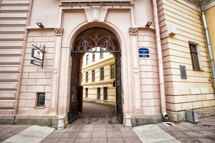 Pogostite.ru - Меридиан | м. Гостиный Двор | Wi-Fi #4
