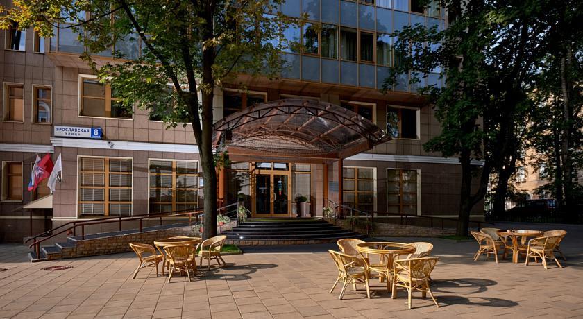 Pogostite.ru - ДИЗАЙН ОТЕЛЬ Д' HOTEL (м. ВДНХ. возле ВВЦ) #44