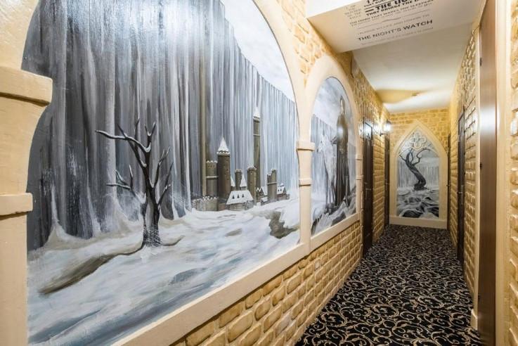 Pogostite.ru - Винтерфелл на Павелецкой | Станция метро Пролетарская | Парковка #9