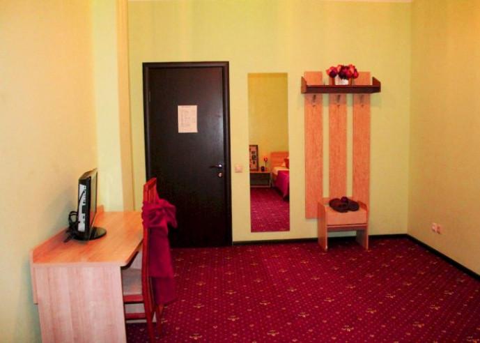 Pogostite.ru - МИДЛАНД ШЕРЕМЕТЬЕВО | Трансфер от/до терминалов аэропорта | парковка | сауна #26