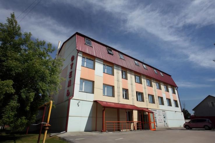 Pogostite.ru - Дискавери | Новосибирск | Парковка #2