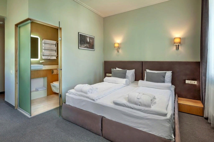 Pogostite.ru - Дипломат Резиденс | Diplomat Residence Hotel | Станция метро Полянка | Парковка #21
