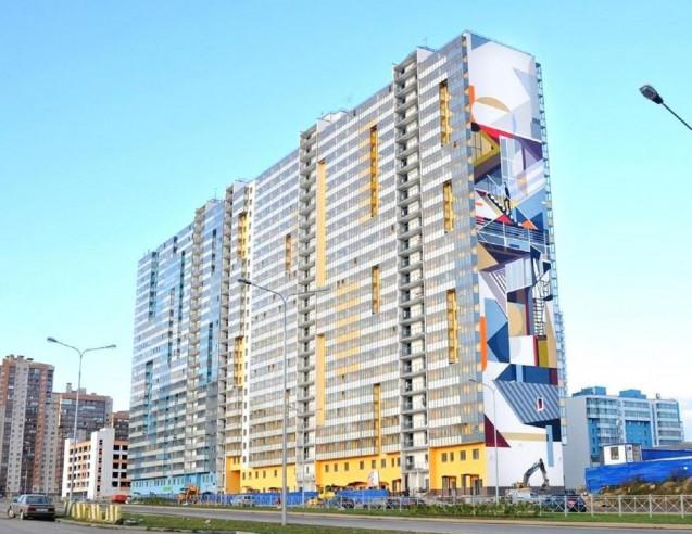 Pogostite.ru - Flatvspb on Korolyova 57   м. Комендантский проспект   Парковка #2