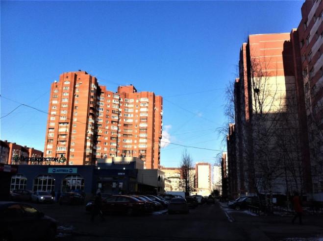 Pogostite.ru - Апартаменты на Комендантском 31/5 | м. Комендантский проспект | Парковка #1