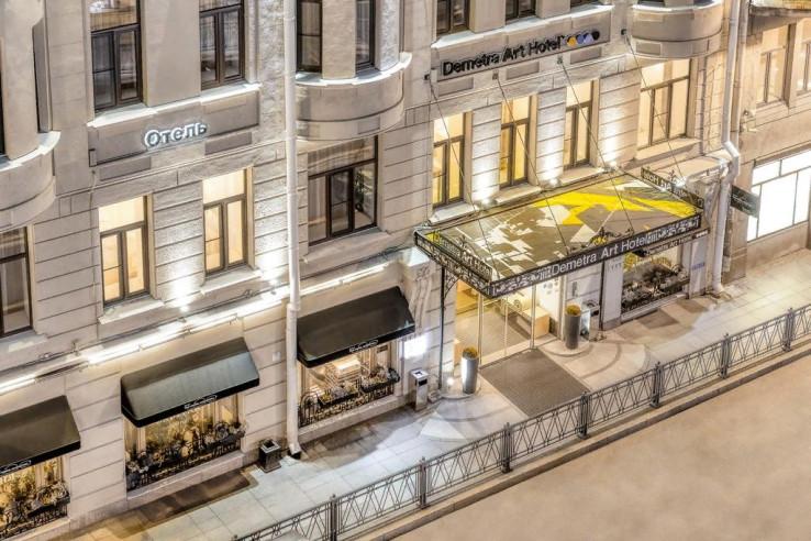 Pogostite.ru - Demetra Art Hotel | м. Чернышевская | Бесплатный Wi-Fi #1