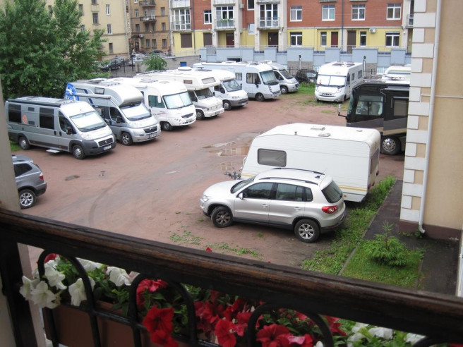 Pogostite.ru - Елизар | м. Елизаровская | Парковка #12